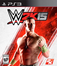 WWE 2K15 (Seminovo) PS3