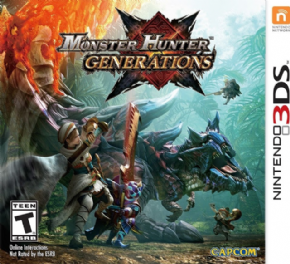 Monster Hunter Generation...
