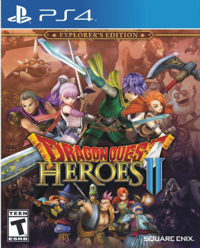 Dragon Quest Heroes 2 Edi...