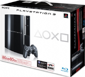 Sony Playstation 3 - 80GB...