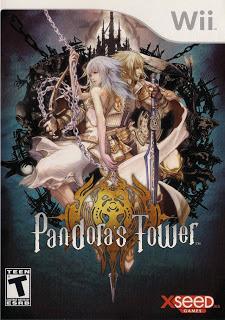 Pandora´s Tower Wii