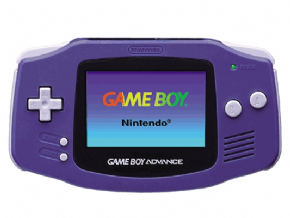 GameBoy Advance Azul Na C...