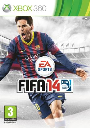 FIFA 14 PT BR XBOX 360