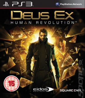 Foto Deus Ex - Human Revolution (Seminovo) PS3