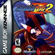 Mega Man Zero 2 Gameboy A...