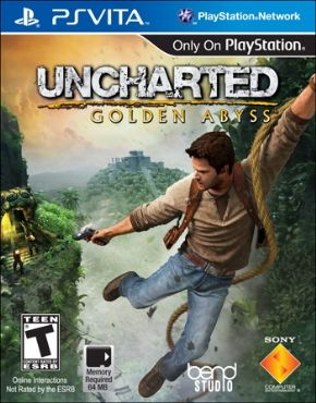 Uncharted - Golden Abyss (Seminovo) PSVi...