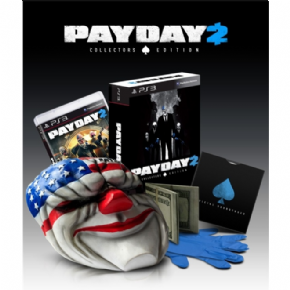 Payday 2 Collectors Editi...