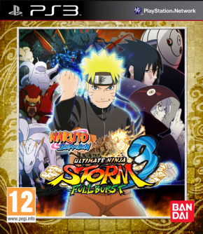 Foto Naruto Shippuden: Ultimate Ninja Storm 3 Full Burst (Seminovo) PS3