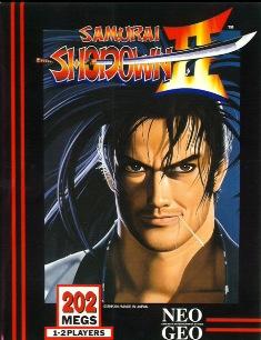 Samurai Shodow II Neo Geo...