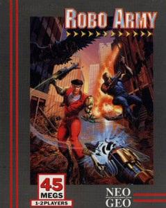 Robo Army Neo Geo AES