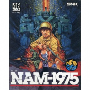 Nam 1975 Neo Geo AES
