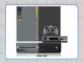 Adesivo One 02 - XBOX ONE