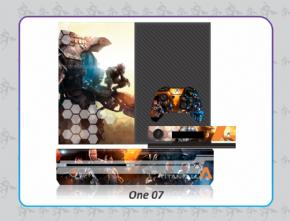 Adesivo One 07 - XBOX ONE