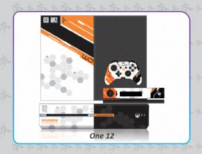 Adesivo One 12 - XBOX ONE