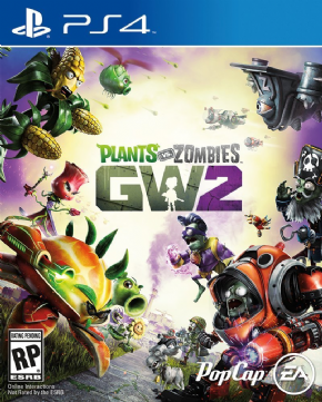 Foto Plants vs. Zombies Garden Warfare 2 (Seminovo) PS4
