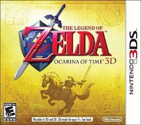 Legend of Zelda: Ocarina...