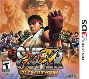 Super Street Fighter IV 3...