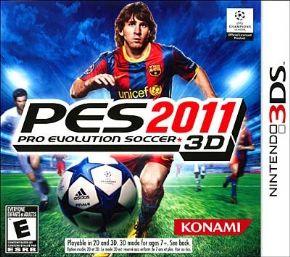 Pro Evolution Soccer 2011...