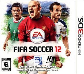 Fifa Soccer 12 3DS