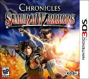 Samurai Warriors Chronicl...