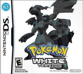 Pokemon Versão White DS