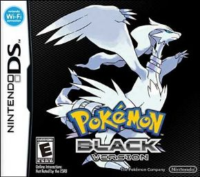 Pokemon Versão Black DS - Seminovo