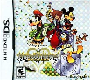 Kingdom Hearts Re:coded D...