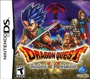 Dragon Quest VI: Realms o...