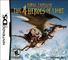 Final Fantasy: The 4 Hero...