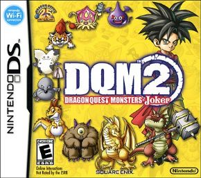 Dragon Quest Monsters - J...