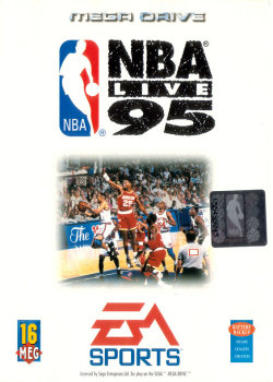 NBA Live 95 (Seminovo) Me...