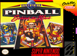 Super Pinball (Seminovo)...