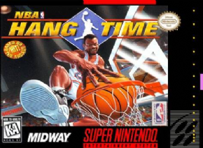 NBA Hang Time (Seminovo)...