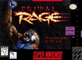 Primal Rage (Seminovo) Su...