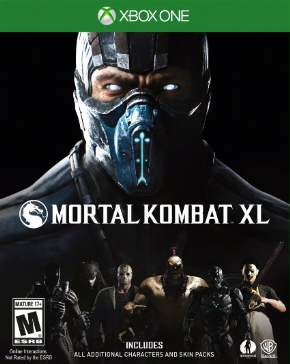 Mortal Kombat XL XBOX ONE...