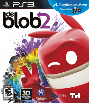Blob 2 (Seminovo) PS3
