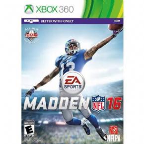 Foto Madden NFL 16 XBOX 360