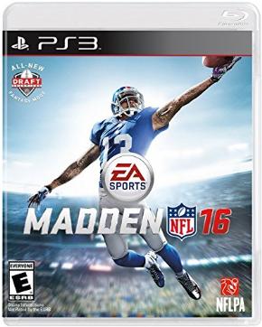 Madden NFL 16 PS3 - Semin...