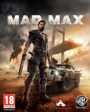 Mad Max PC-DVD (Português...