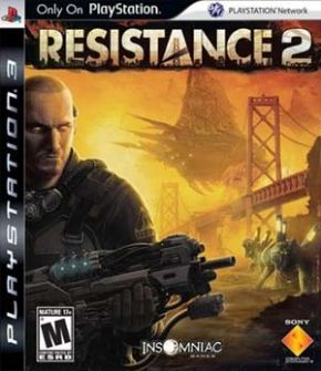 Resistance 2 PS3 - Semino...
