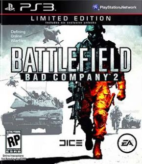 Foto Battlefield Bad Company 2 (Seminovo) PS3