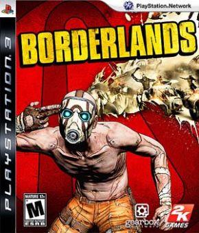 Borderlands PS3 - Seminov...