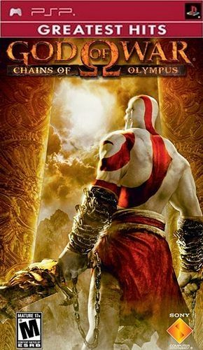 God of War Chains of Olym...