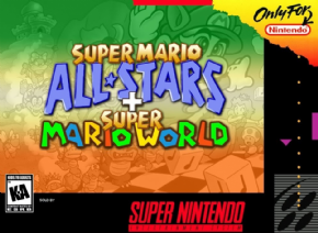 Super Mario All Star + Su...