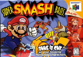 Super Smash Bros Nintendo...