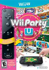 Wii Party U (Seminovo) Wi...