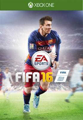 FIFA 16 XBOX ONE - Semino...