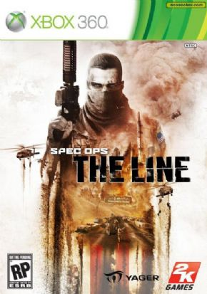 Spec Ops: The Line XBOX36...