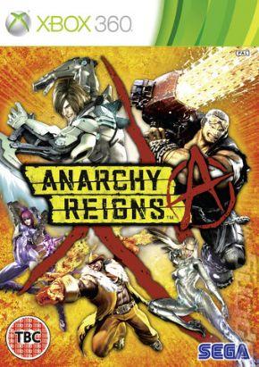 Foto Anarchy Reigns XBOX360