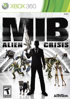 Men in Black XBOX360
